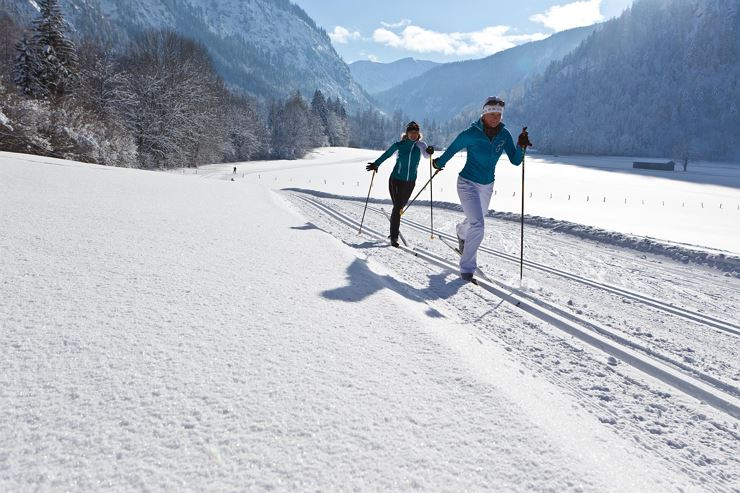 Bayrischzeller 'Route 36' cross-country skiing week